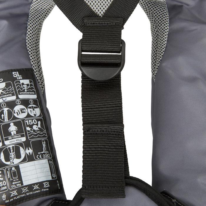 Automatisch reddingsvest voor volwassenen, voor zeilen, SL180 + harnas