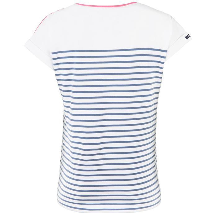 T-Shirt Manches courtes Voile aventure 100 Femme - 1319222
