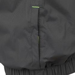 Segeljacke S100 Jolle/Katamaran Erwachsene dunkelgrau einfarbig