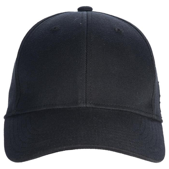 BA 500 棒球帽- 黑色。