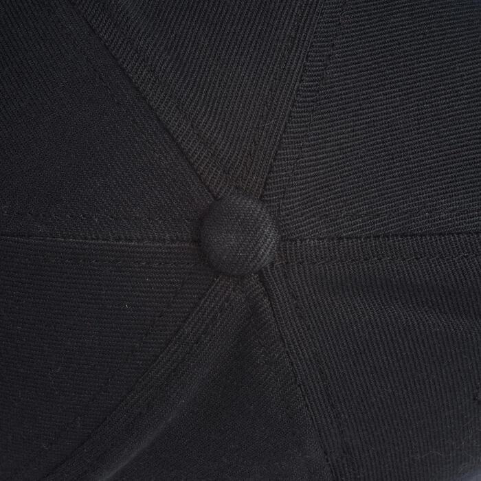 Baseballpet BA 550 zwart