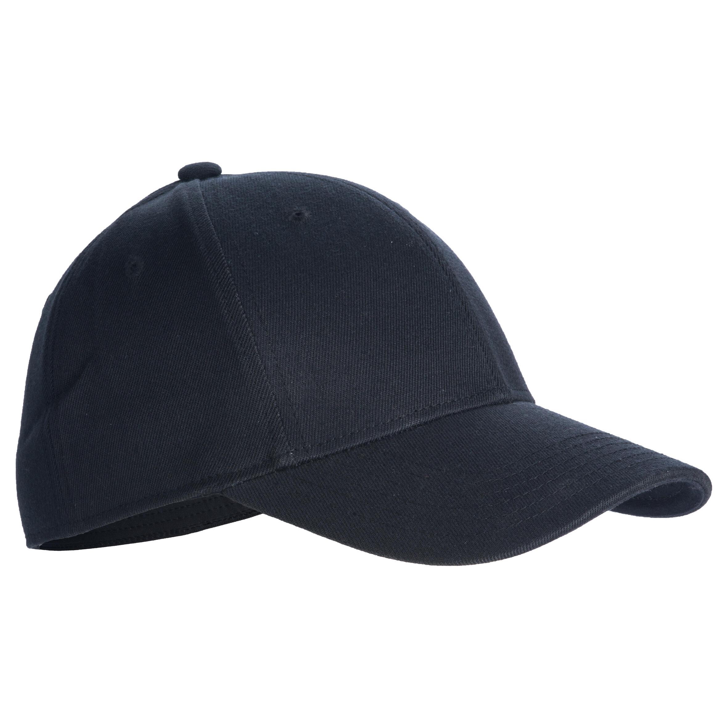 Baseballcap BA550 Hat Black Damen/Herren schwarz