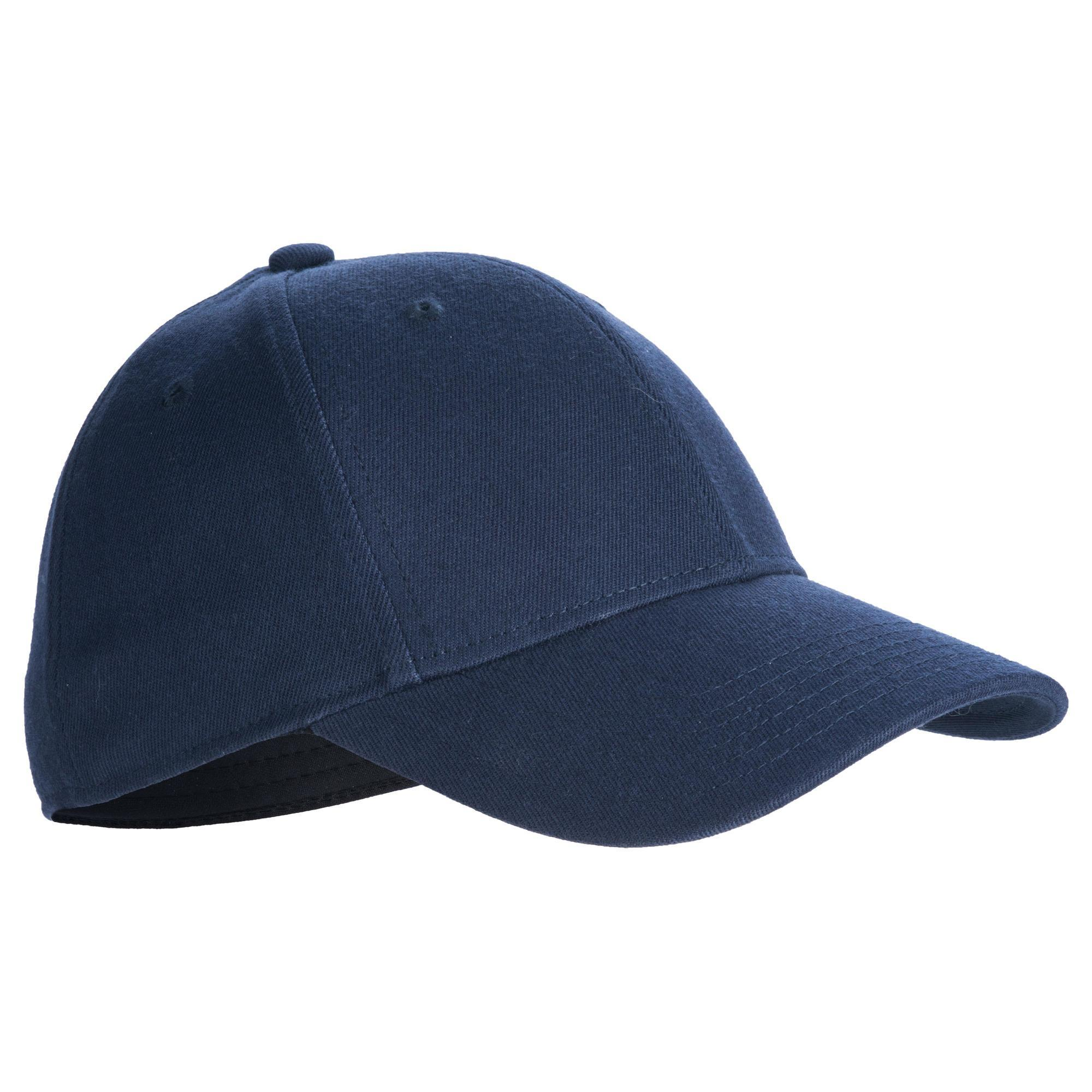 Baseballcap BA 550 blau | Accessoires > Caps > Baseball Caps | Blau | Kipsta