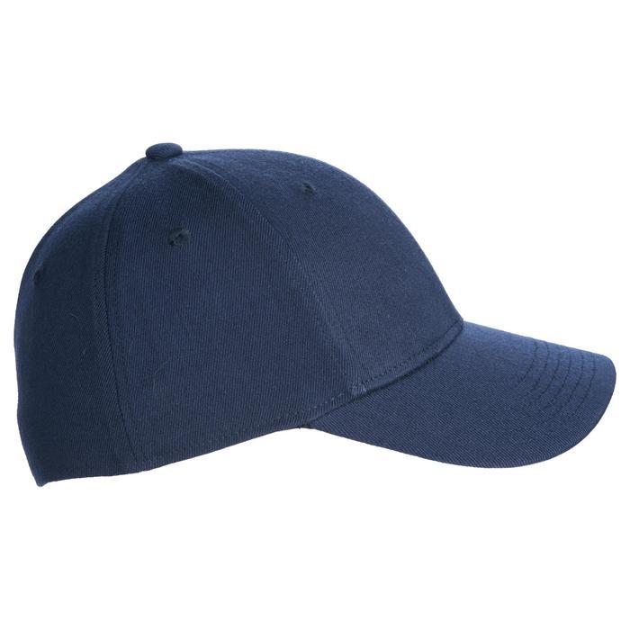 BA 550 棒球帽- 藍色。