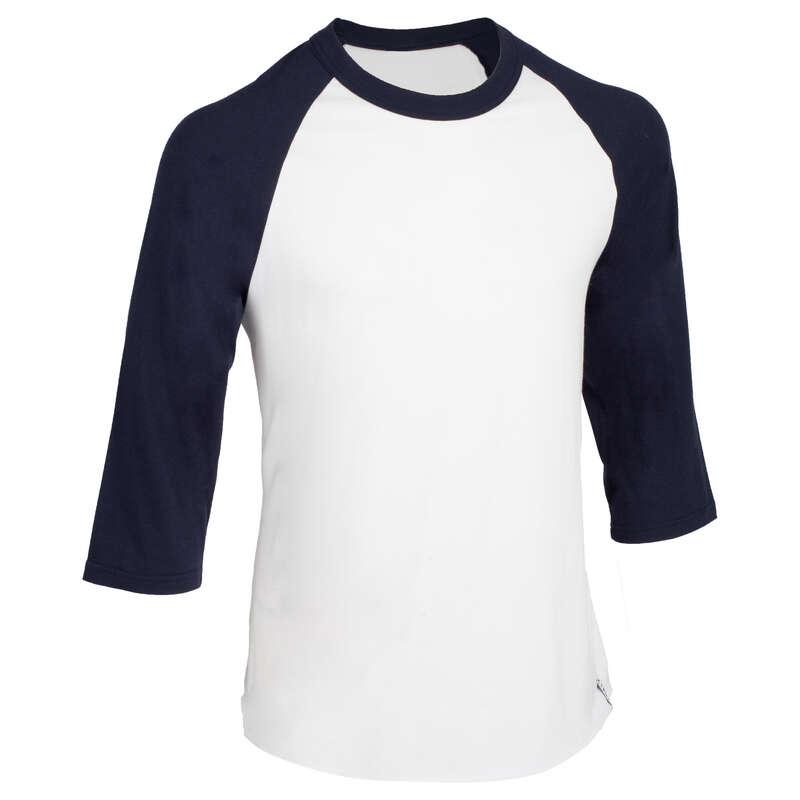 BASEBALL Baseball - BA 550 3/4 Sleeve T-shirt KIPSTA - Baseball