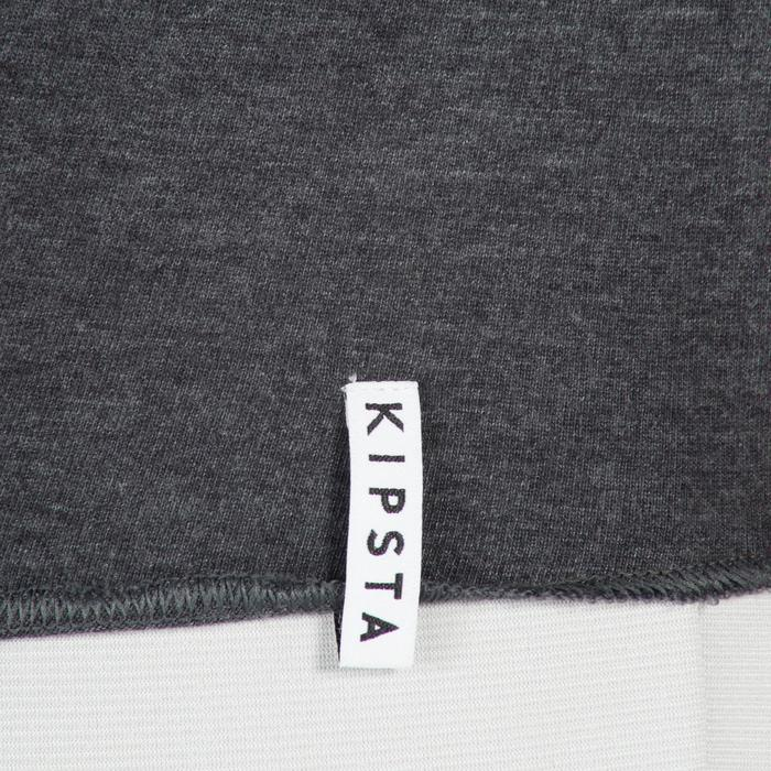 Tee shirt de baseball pour adulte 3/4 BA 550 blanc et - 1319308
