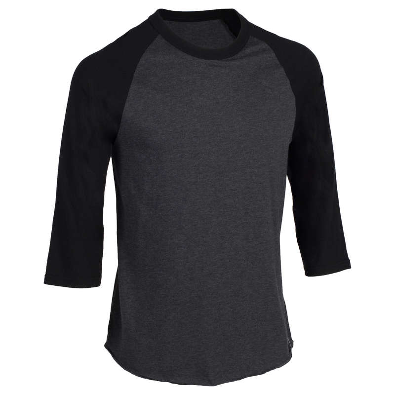 BASEBALL EQUIPMENT Baseball - BA 550 3/4 Sleeve T-shirt KIPSTA - Baseball