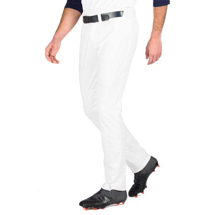 Baseballbroek volwassenen BA 550 wit