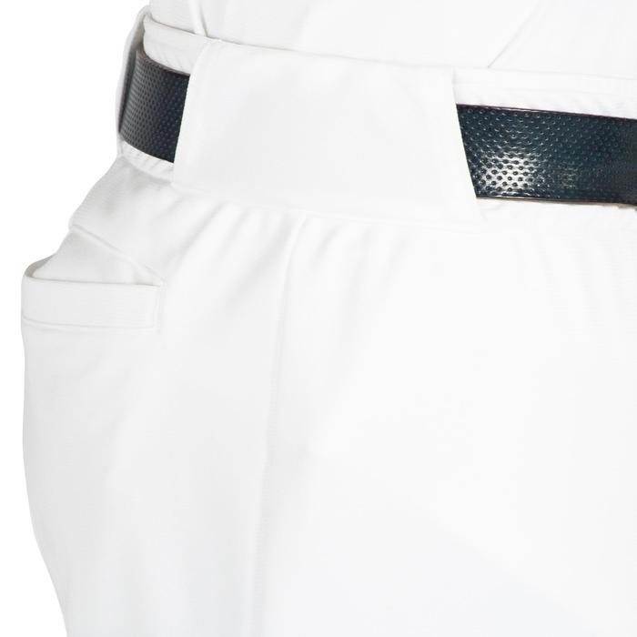 Baseballhose BA 550 Erwachsene weiß