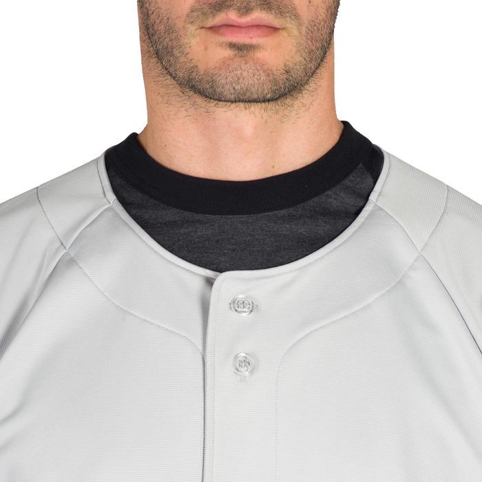 Maillot De Baseball Pour Adulte BA 550 - Gris