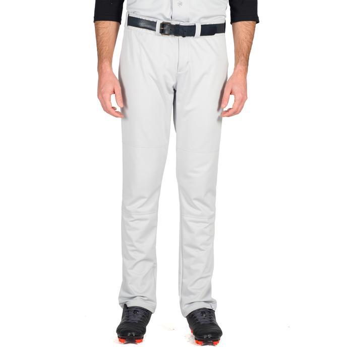 Pantalon De Baseball Pour Adulte BA 550 - Gris