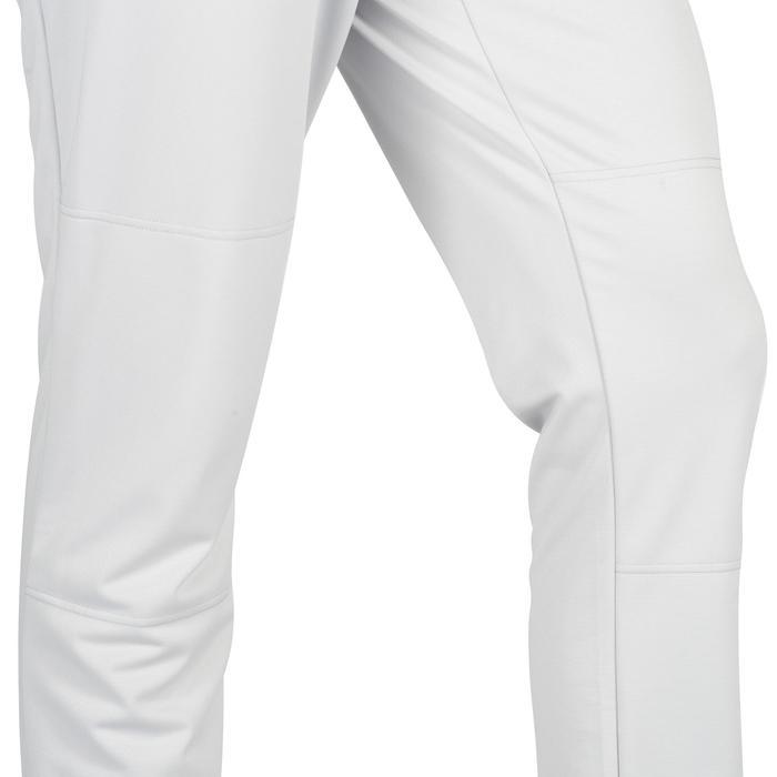Pantalones Béisbol Kipsta BA550 Adulto Gris