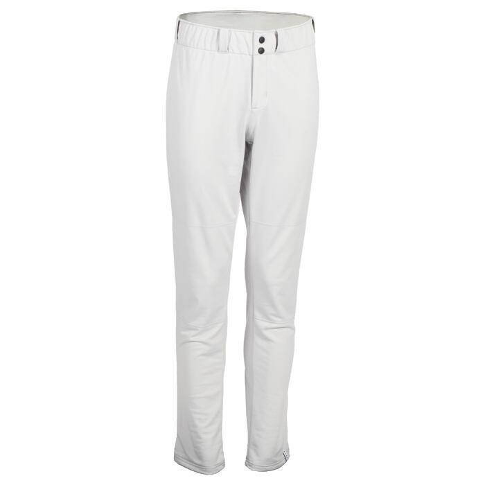 Pantalon de baseball pour adulte BA 550 - 1319356