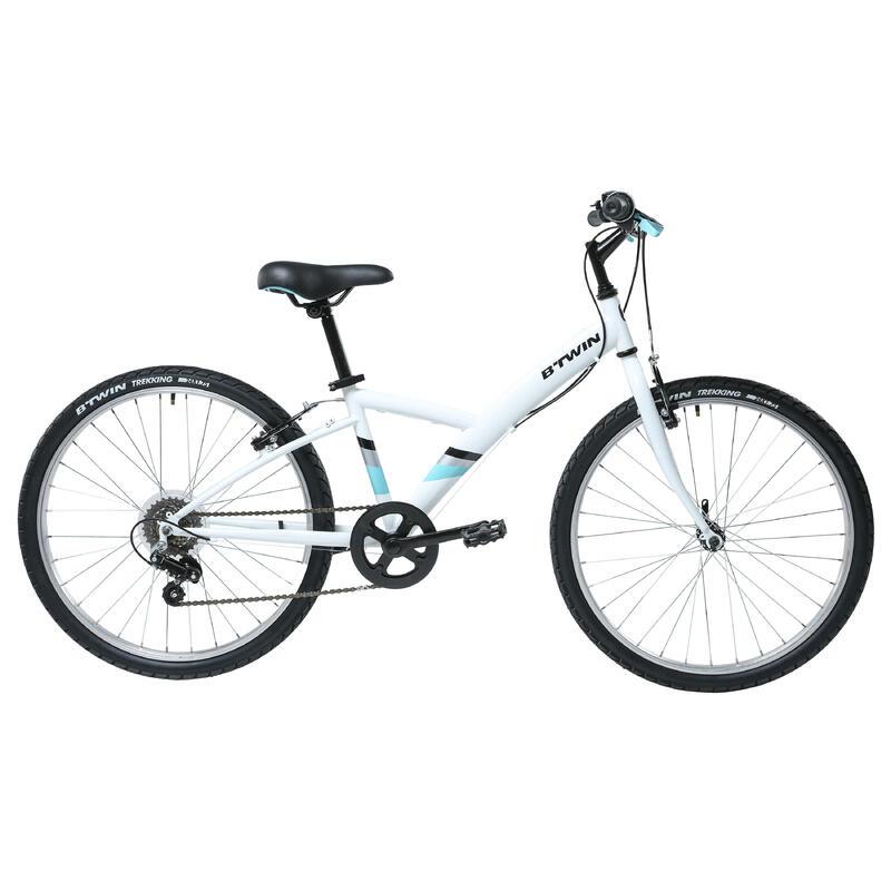 จักรยานไฮบริดสำหรับเด็กอายุ 9-12 ปีรุ่น Original 100