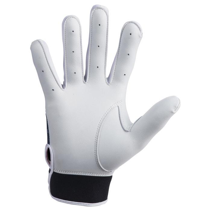 Gants de baseball pour batteur BA 550 noirs - 1319631
