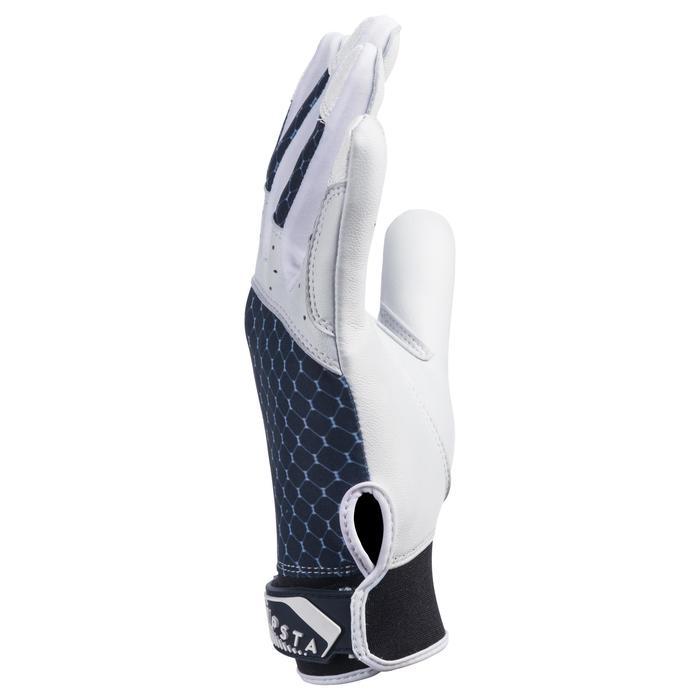 Gants de baseball pour batteur BA 550 noirs - 1319633