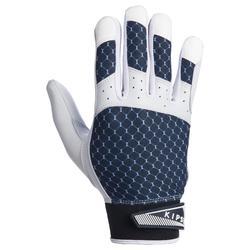 棒球打擊手套BA 550-藍色
