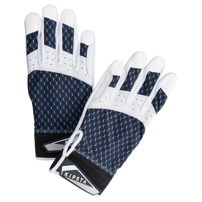 BA 550 Baseball Batting Gloves - Blue