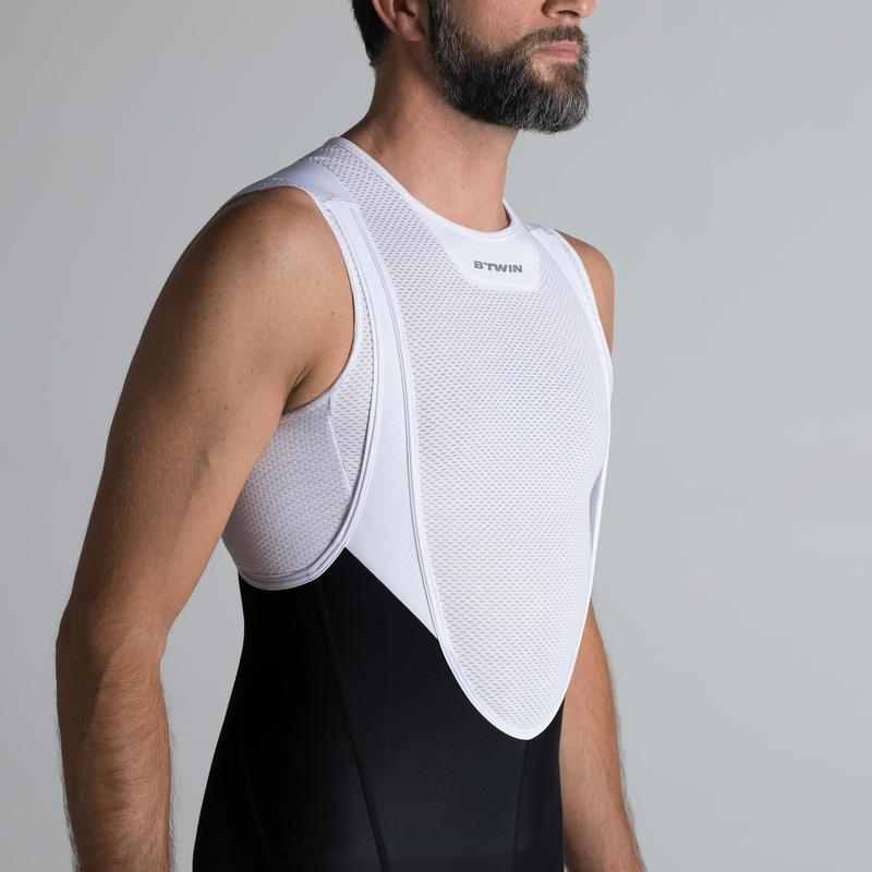 900 Cycling Bib Shorts - Black/White
