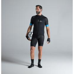 CULOTTE CICLISMO CARRETERA HOMBRE ROADCYCLING 900 NEGRO