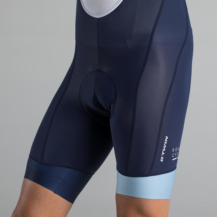CUISSARD VELO ROUTE HOMME ROADCYCLING 900 NAVY - 1319727