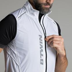 500 Ultralight Sleeveless Cycling Jacket