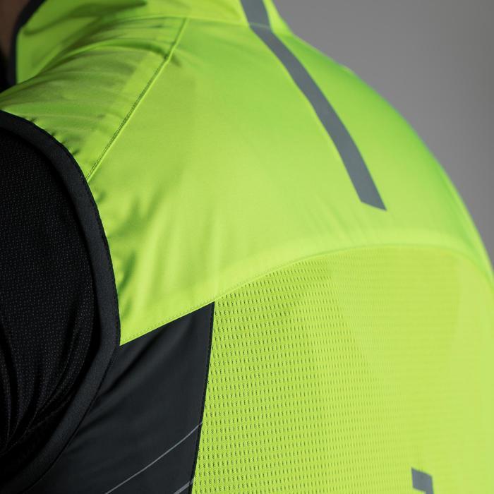 RC 500 Cycling Gilet - Yellow