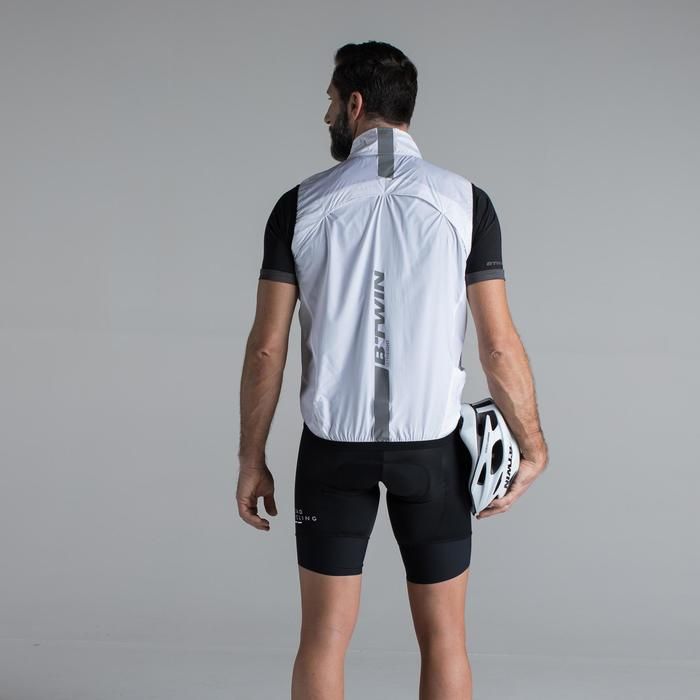 COUPE-VENT SANS MANCHE ULTRALIGHT VELO ROUTE HOMME
