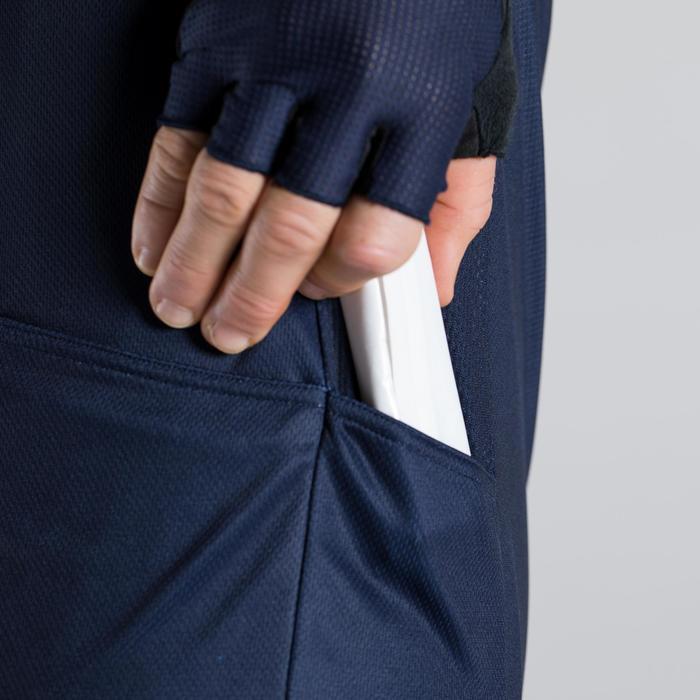 Fietsshirt met korte mouwen voor heren Roadcycling 900 marineblauw