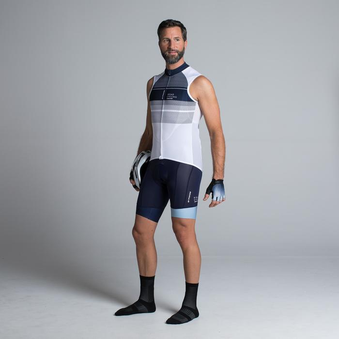 CUISSARD VELO ROUTE HOMME ROADCYCLING 900 NAVY - 1319853