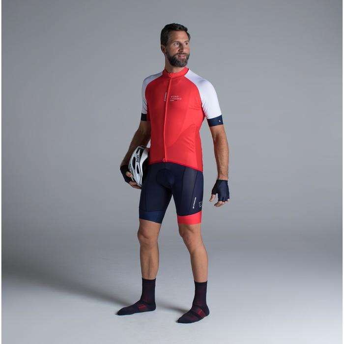 CUISSARD VELO ROUTE HOMME ROADCYCLING 900 NAVY - 1319856