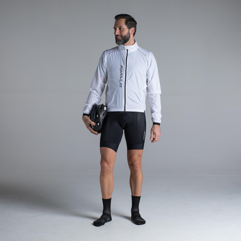 500 Ultralight Windproof Jacket - White