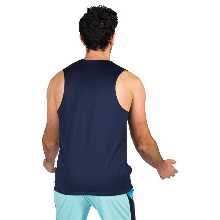Beachvolleyball-Shirt BV500 Herren navy
