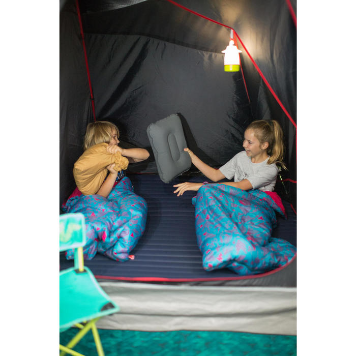 Luftmatratze Camping Air Pump 140 cm für 2 Personen