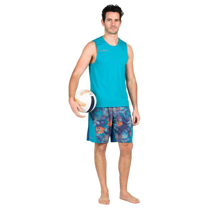 Beachvolleyball-Shirt BV500 Herren grün