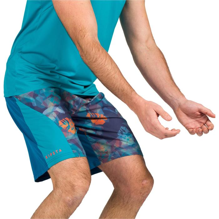 Beachvolleyball-Shorts BV500 Herren türkis