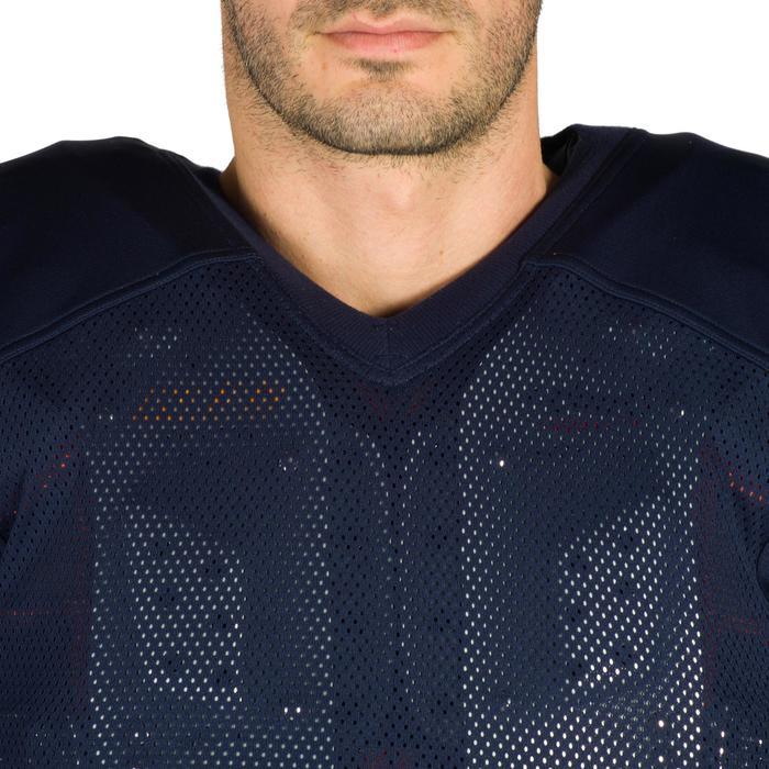 Camiseta de fútbol americano AF 550 para adultos azul