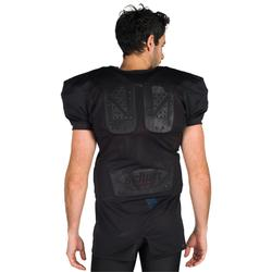 Shirt AF 550 voor volwassenen zwart