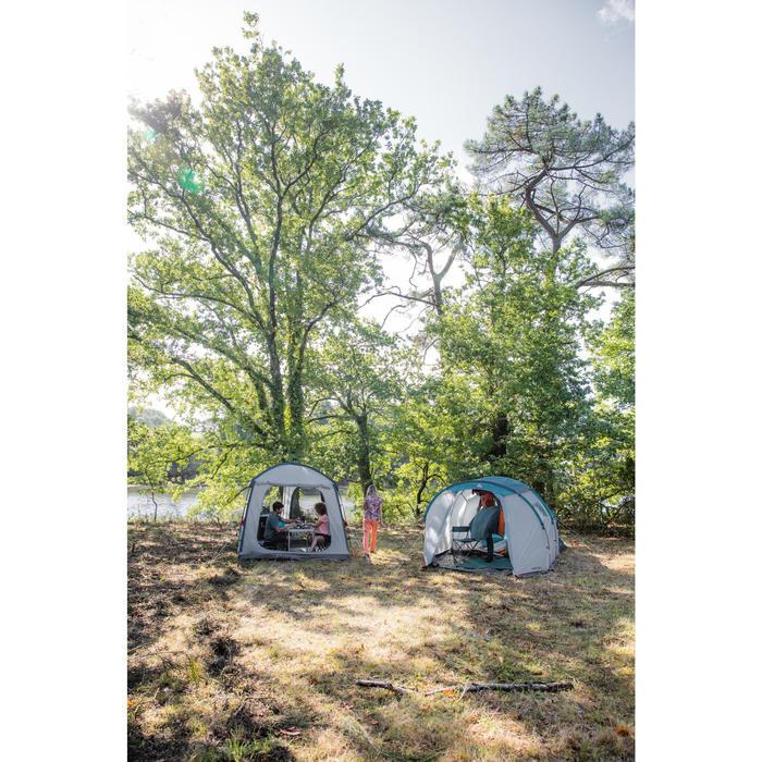 Schlafsack Camping Arpenaz 15° blau