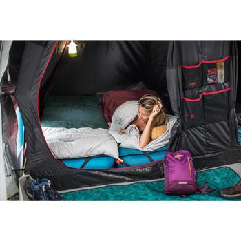 Schlafsack Arpenaz 0°C Camping grün