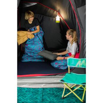 Sac de couchage enfant de camping   / camp du randonneur ARPENAZ 20° - 1320201