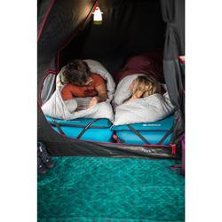Saco Dormir Camping Quechua 0° Burdeos