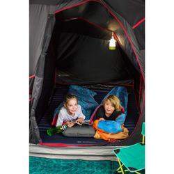 Arpenaz 20° Child Camping Sleeping Bag - Blue