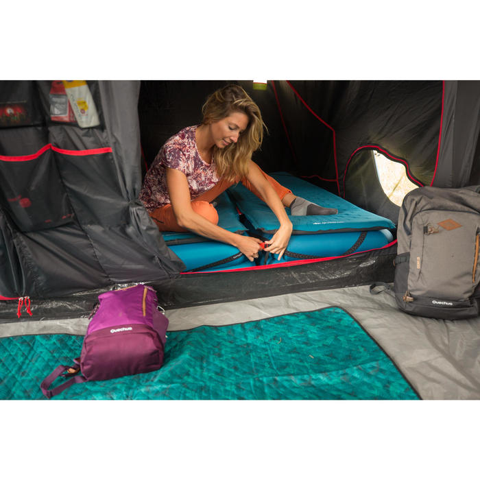 SOMMIER GONFLABLE DE CAMPING - CAMP BED AIR 190 CM - 1 PERSONNE