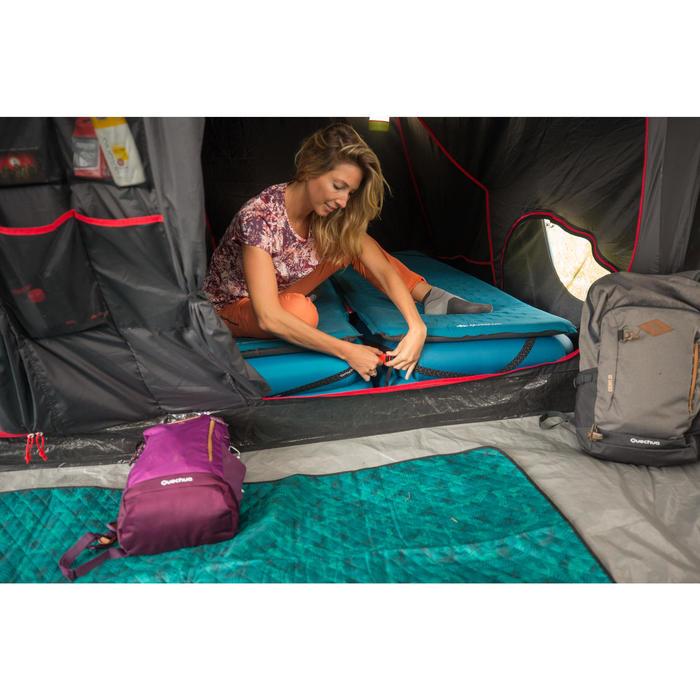 quechua sommier lit de camp gonflable camp bed air 70 1 pers decathlon. Black Bedroom Furniture Sets. Home Design Ideas