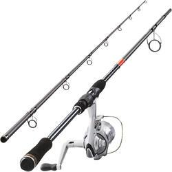 掠食性魚類釣魚組合WIXOM-5 240 XH