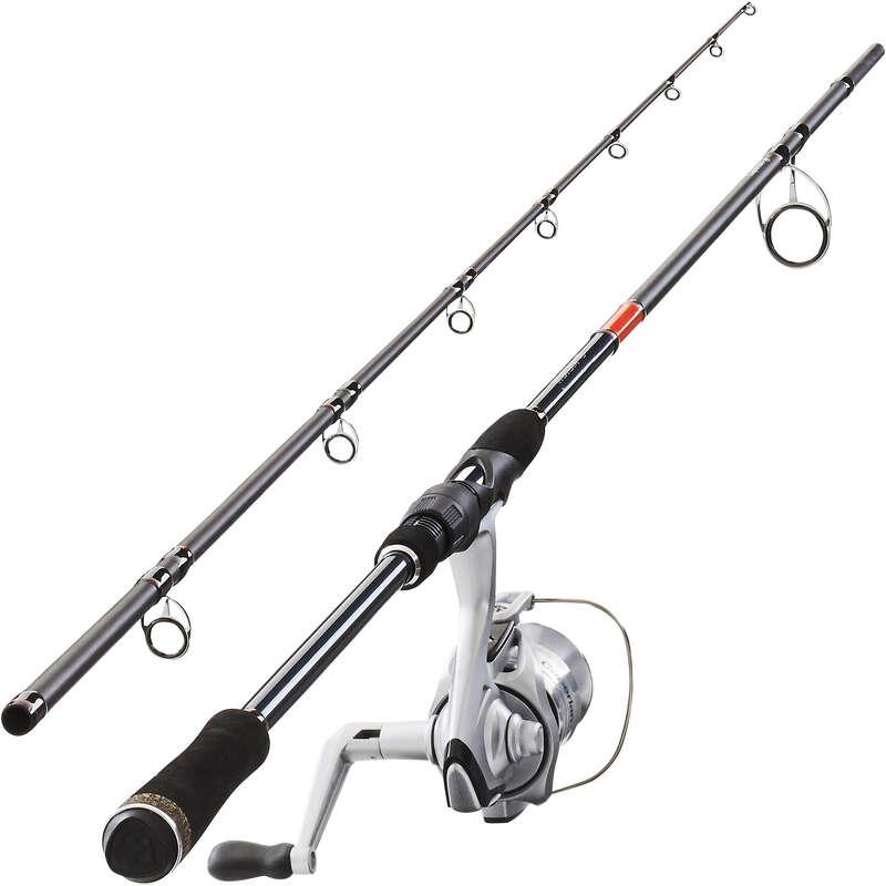 SADY, PRUTY NA LOV S NÁSTRAHOU NAD 30 G Rybolov - SADA WIXOM-5 240 H CAPERLAN - Rybářské vybavení