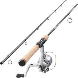 掠食性魚類釣魚組合WIXOM-5 210 MH