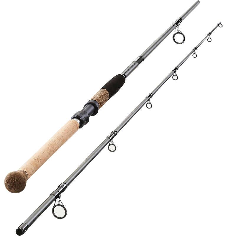 PESCA AL SILURO Pesca - Canna BIGFIGHT-5 330 200/400 g CAPERLAN - Pesca