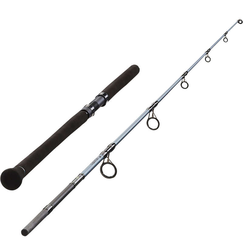 РЫБАЛКА НА СОМА Рыбалка - Удилище Bigfight-5 240 60/150  CAPERLAN - Спиннинги и катушки